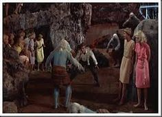 The Time Machine 1960 / The Morlocks scared the living crap out of me the first time I saw it, some years removed from it's premiere. Alan Young, The Time Machine, Fantasy Movies, The White Company, Love Movie, Out Of This World, Time Travel, Science Fiction, Sci Fi