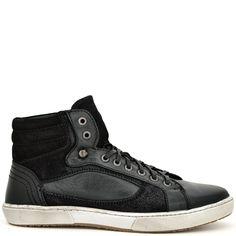 ΑΝΔΡΙΚΟ ΔΕΡΜΑΤΙΝΟ ΣΝΙΚΕΡ ΜΑΥΡΟ. Shoeprice.gr · Men s Casual Shoes 81a7ab0ca89