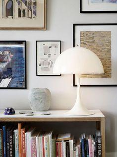 Lampa Pantella table - Louis Poulsen | Designzoo | Designzoo.pl