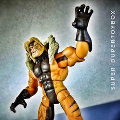 Marvel Universe Sabretooth
