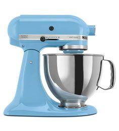 KitchenAid® Artisan® Series 5-Quart Tilt-Head Stand Mixer - Crystal Blue