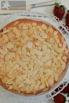Italian Almond Tart Williams-Sonoma