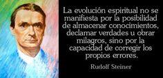 Frase Rudolf Steiner