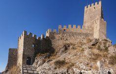 Castillo de Bañeres, Bañeres de Mariola  (Alicante)