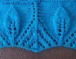 free knitting stitch patterns, e.g., Border crossing. Edges & borders, laces, cables/twists, & more