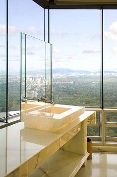 Geoffrey Bradfield | Luxury Interior Design | A Mexico City Penthouse