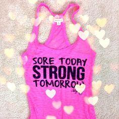 Love this saying and shirt <3