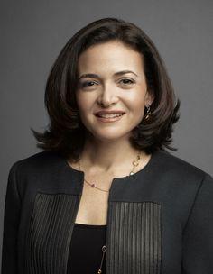 One of our Fearless women picks for International Women's Day - Sheryl Sandberg