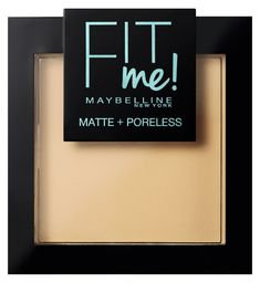 Maybelline Fit Me Pressed Face Powder Fit Me Matte And Poreless, Setting Powder, Face Powder, Maybelline, Health And Beauty, Fragrance, Christmas Gifts, Search, Xmas Gifts