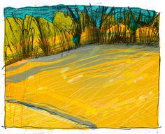 landscape II / kasia dippel