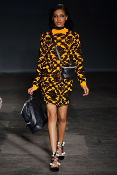 Fall 2014 RTW House of Holland Collection