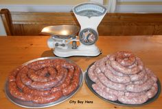 How to make your own italian sausage.