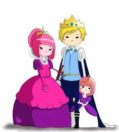 dulce princesa y finn anime - Buscar con Google