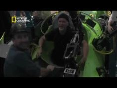 James Cameron viaja al fondo de la FOSA DE LAS MARIANAS