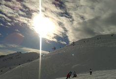 Obertauern - sunshine