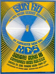 Gary Grimshaw. Rock Posters.