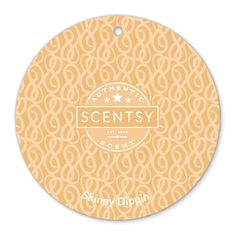 Skinny Dippin' Scent Circle Fresh green apples perfectly harmonized with refreshing melons and juicy pears.   Check more at https://waxmelts.com.au/product/skinny-dippin-scent-circle/