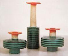 Early Ettore Sottass Ceramics 1958 #ceramics #ettoresottass #memphis