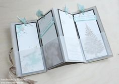 Minialbum Stampin Up Christmas Tags Tag Anhaenger 005