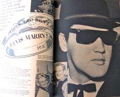 Elvis Presley - Movie TV Secrets Magazine Pictorial [United States] (August 1961)