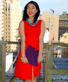 Color Me Courtney - New York City Fashion Blog: Operation Graduation