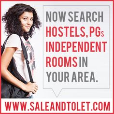 Saleandtolet.com provide Tolet Service in INDIA. Room Rent, 1BHK, 2BHK, 3BHK Room for Rent, Flat For Rent, Boy and Girls PG for Rent in all over india. Free Help line Number call 07733000017