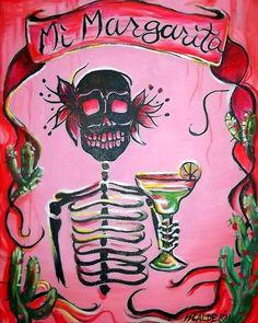 DIA DE LOS MUERTOS LOLLIPOP CLEAR PLASTIC CHOCOLATE CANDY MOLD H046
