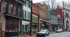 Historic Ellicott City