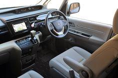 5代目 Honda Stepwgn - interior