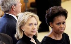 06-06-2017  During her first failed run for president, Hillary Clinton found herself face to face with Barack Obama in the Democratic primary, and things got personal. Michelle Obama jumped on Hillary for her husband's sex scandal and subsequent resignation of the presidency, questioning how she could run...