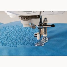 Brother - by Brother Sewing Machines and Accessories in Sewing Machine Accessories Sewing Hacks, Sewing Tutorials, Sewing Patterns, Crochet Patterns, Techniques Couture, Sewing Techniques, Aplique Quilts, Brother Sewing Machines, Sewing Machine Accessories
