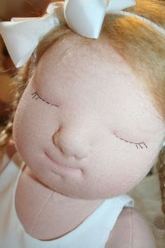Advance - 2012 Cloth Baby Doll Challenge - Doll Net