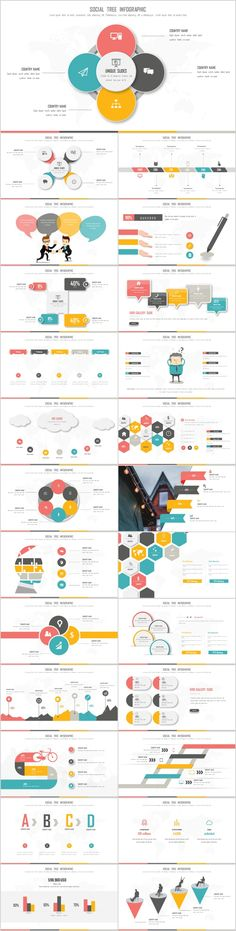 25+ multicolor infographics charts PowerPoint Template #powerpoint #templates #presentation #animation #backgrounds #pptwork.com#annual#report #business #company #design #creative #slide #infographic #chart #themes #ppt #pptx#slideshow#keynote