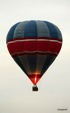 Chipster63 Photography: Ballooning