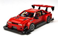 Time Attack Nissan Silvia S13: A LEGO® creation by Yoong Cherng Ee : MOCpages.com