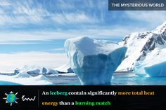 #iceberg #energy #facts