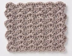 Stitchfinder : Crochet Stitch: Shell Pattern : Frequently-Asked Questions (FAQ) about Knitting and Crochet : Lion Brand Yarn