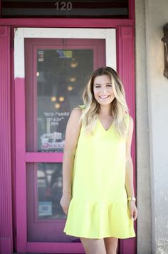 Sunshine Dress + NSale | AMS Blog