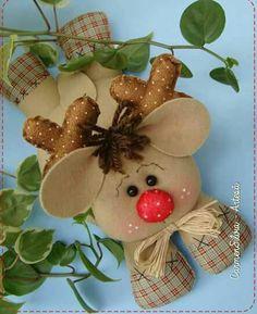 Santa Christmas, Best Christmas Gifts, Christmas And New Year, Christmas Time, Felt Christmas Decorations, Xmas Ornaments, Holiday Decor, Elf Doll, Navidad Diy