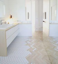 ber ideen zu fliesen verlegen auf pinterest fliesen auf fliesen holzoptik und. Black Bedroom Furniture Sets. Home Design Ideas