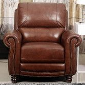 Abbyson Living Aron Hand Rubbed Pushback Leather Recliner, Two-Tone Brown Brown Leather Chairs, Brown Leather Recliner Chair, Leather Sofa, Find Furniture, Home Furniture, Tommy Bahama Beach Chair, Teal Accent Chair, Accent Chairs, Lounge Chair Cushions