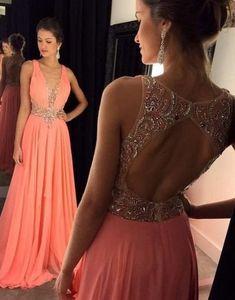 3d7e7e0d20d 19 Best V-neck Prom dress images