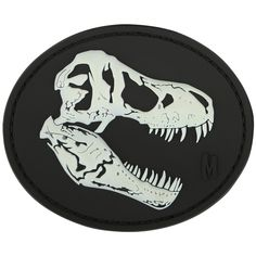 The original Maxpedition T-Rex Skull morale patches are available now at Military 1st! Straight from the #Jurassic World :) Only £4.95!