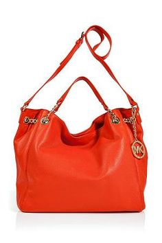Fierce red handbag