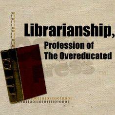 Librarianship Tote Bag on CafePress.com