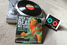 Happy Birthday Author: WHEN THE BEAT WAS BORN, illustrated by Theodore Taylor III