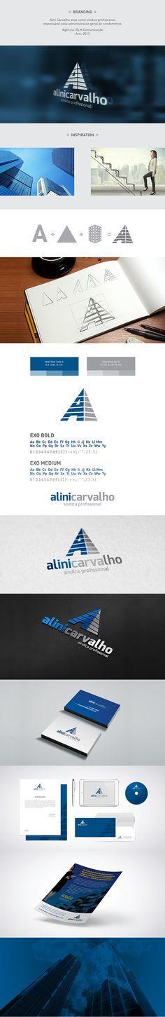 Identidade Visual Alini Carvalho