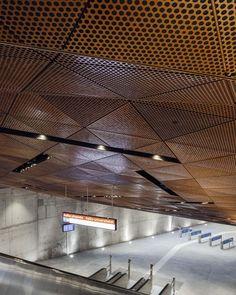 Gallery of Aalto University Metro Station / ALA Architects + Esa Piironen Architects - 13