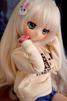 Cute dolls man looking up woman's skirt - Woman Skirts Anime Dolls, Ooak Dolls, Blythe Dolls, Barbie Dolls, Kawaii Doll, Kawaii Anime, Pretty Dolls, Beautiful Dolls, Cosplay Anime