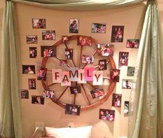 Reggio Emilia: Families - Family wheel.